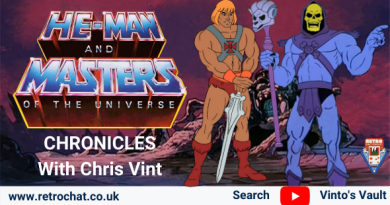 Masters of the Universe Chronicles – Dean Stefan